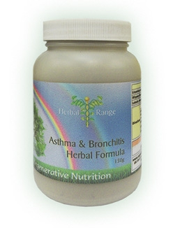 Asthma and Bronchitis Herbal Formula