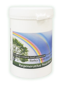 Barley Grass Juice Powder - Synergised® Organic
