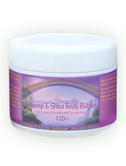 Hemp & Shea Body Butter