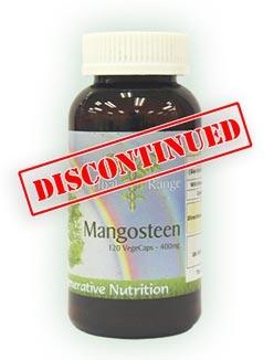 mangosteen supplement