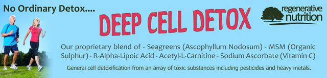 Natural Remedies - Deep Cell Detox