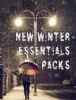 Winter Essentials Packs (All)