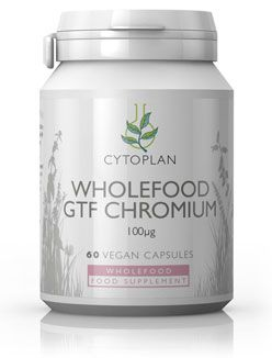 Chromium GTF (Wholefood)