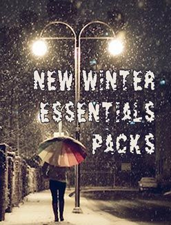 Winter Essentials 09 (15% OFF - Stephen W)